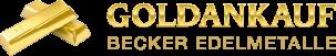 Goldankauf – Becker Edelmetalle Logo